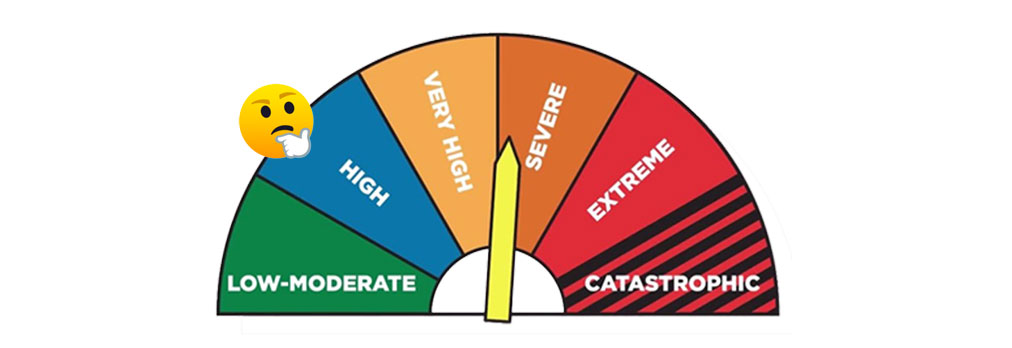 Code Blue: Australia's Chromatically-Challenged Fire Warning System